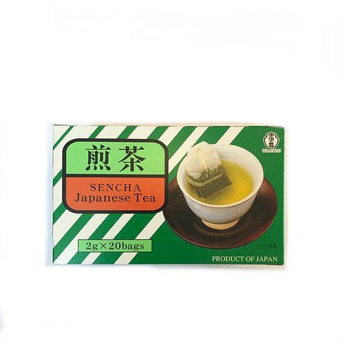 Green Tea Sencha Teabag [20 Sachets]