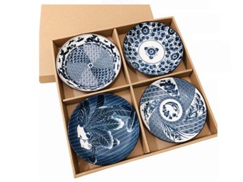 Set Plate B 4Pcs