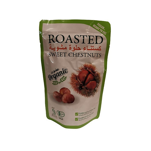 Roasted Sweet Chestnut 100g
