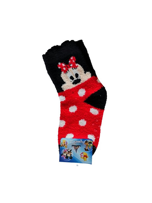Kids Socks Minnie Mouse 3-5 Years Old 15603