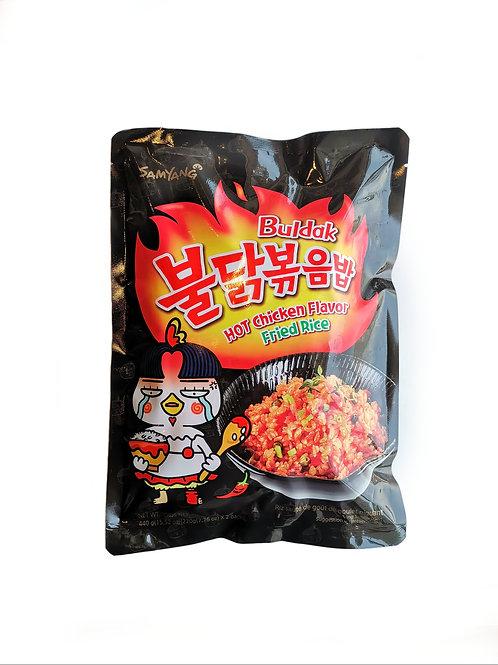 Hot Chicken Flavor Fried Rice 220g
