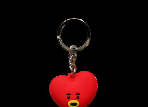 BT21 Key Ring Tata 11-0005