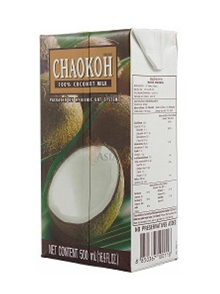 Coconut Milk UHT Pasteurized 500ml