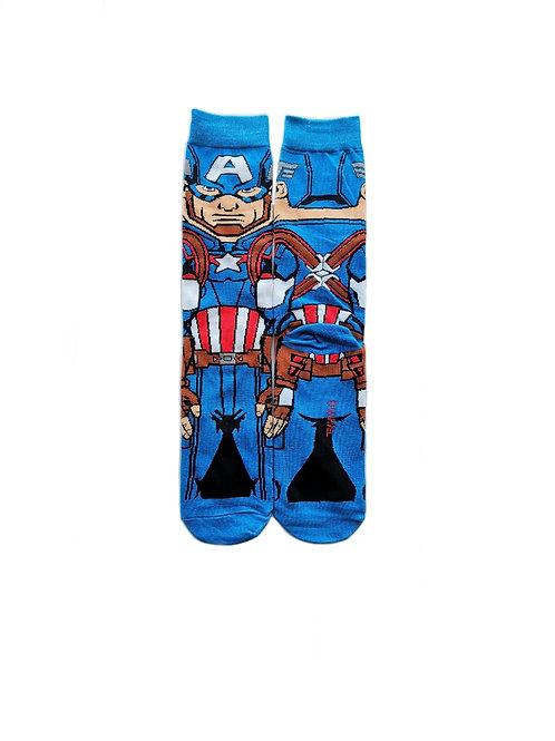 Big Sock Captain America