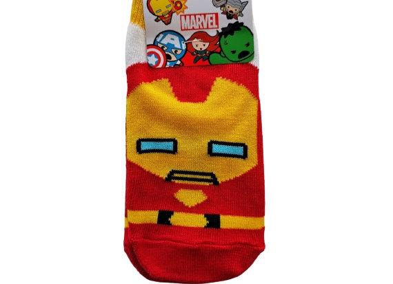 Kids Socks Iron Man 6-8 Years Old 15402