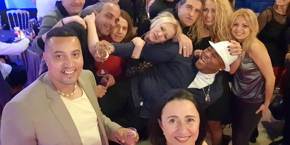 SOIRÉE DU VENDREDI 1 MARS 2019