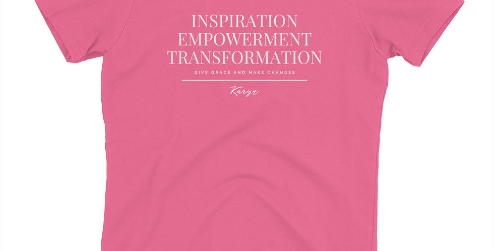 Inspiration Empowerment Transformation