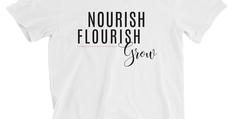 Nourish, Flourish, Grow