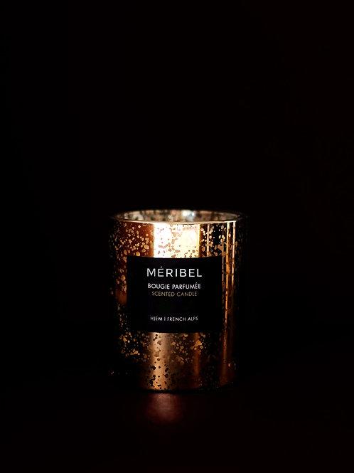 Bougie de luxe -Méribel 300g