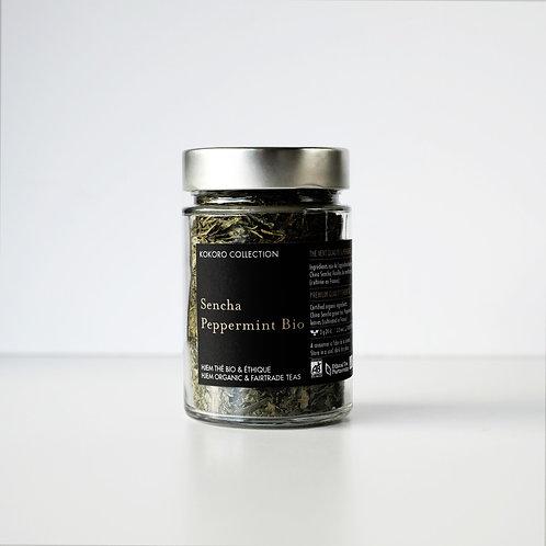 Thé vert Sencha à la Menthe