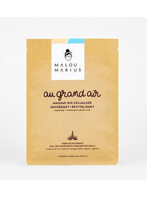 Masque oxygénant & revitalisant - Au grand air