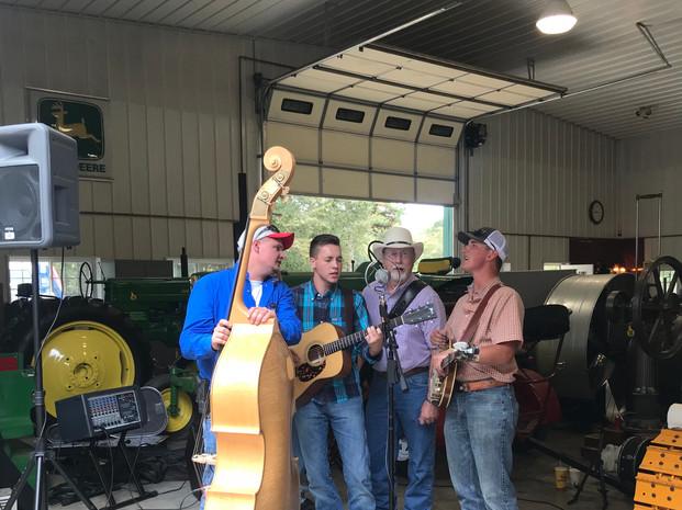 Flint Hill Bluebgrass Band