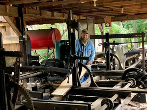 Antique Saw Mill