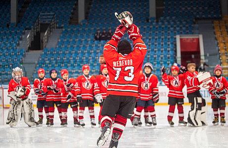 статистика игроков детского хоккея сложный метод