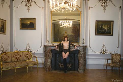 Photographer: Philippe Mayne Model: Eva Evian