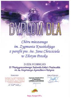 Dyplom_Będzin