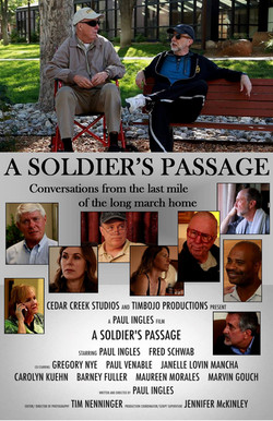 A Soldier's Passage Poster