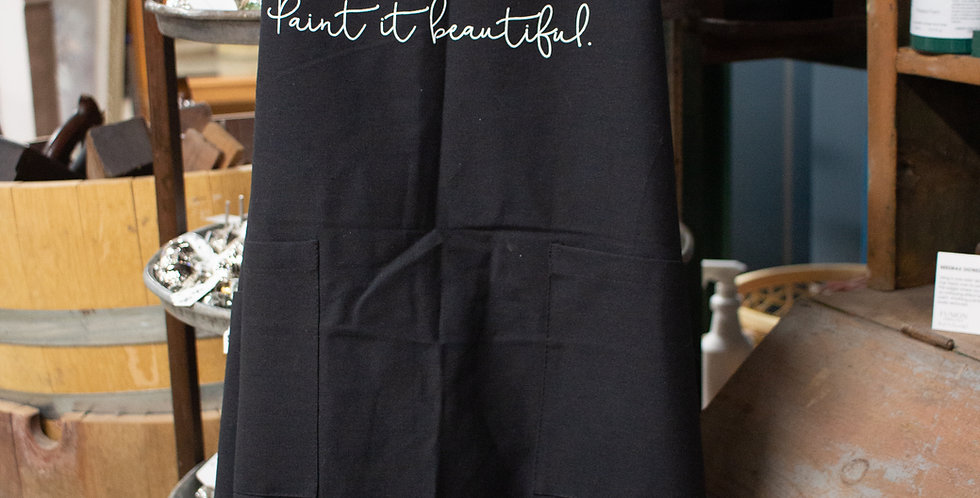 Paint it Beautiful Apron