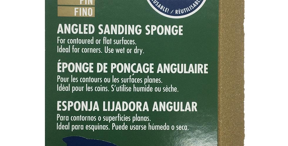 Angled Dolphin Sanding Sponge