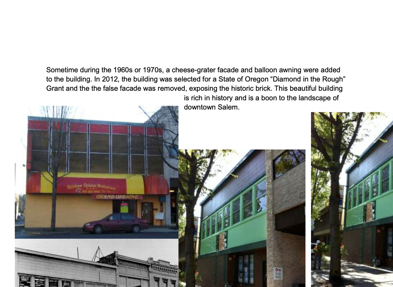 440 State Street Over the Years