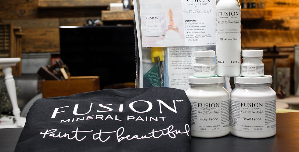 Fusion Paint Project Pack
