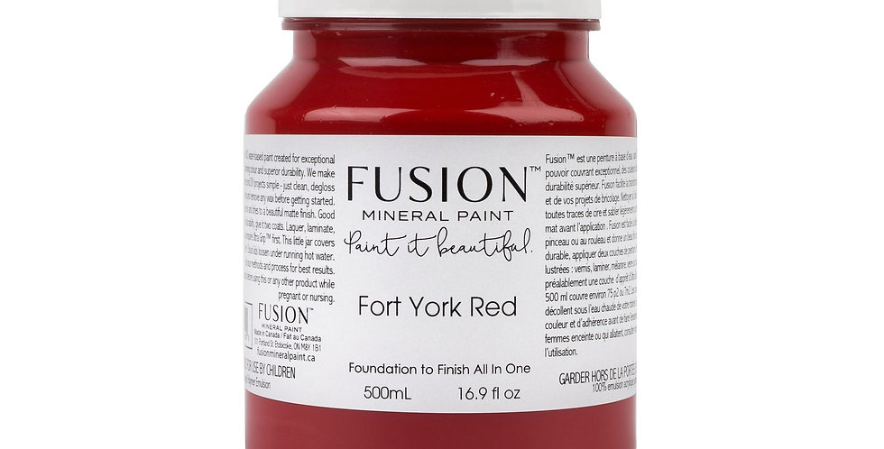 Fork York Red