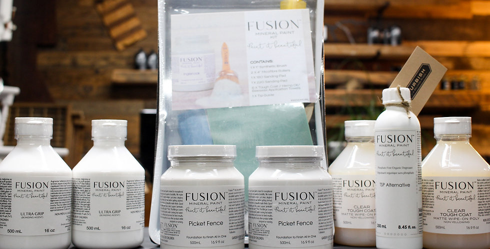 Fusion Cupboard Pack