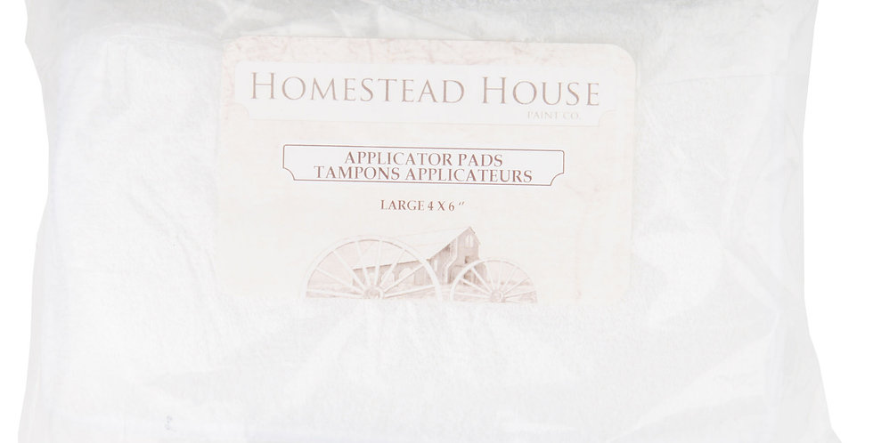 Applicator Pads (two pack)