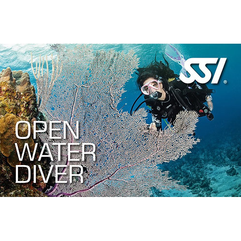 Open Water Diver Kurskit Online