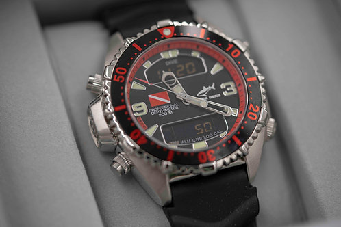 Chris Benz Professional Depthmeter 200M Divers Edition