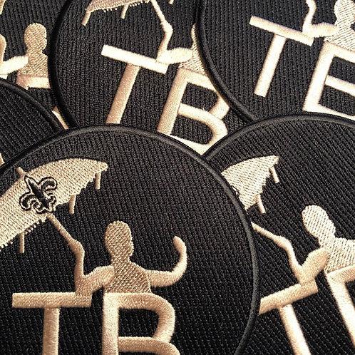 Tom Benson Tribute Patch