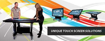 Mobile PCAP Touchscreens