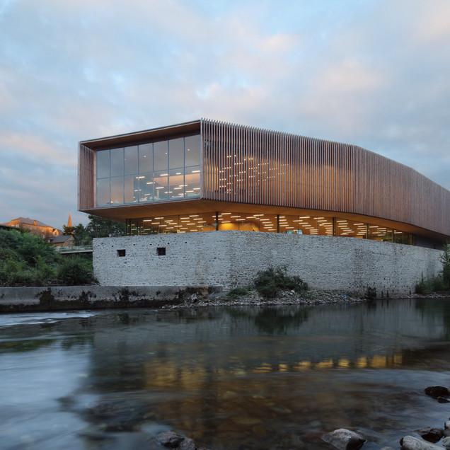 2010 / Médiathèque Oloron
