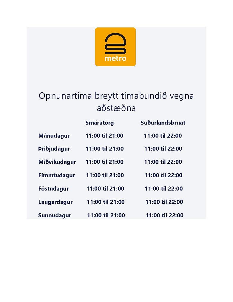 Opnunartíma breytt tímabundið (1)-page00