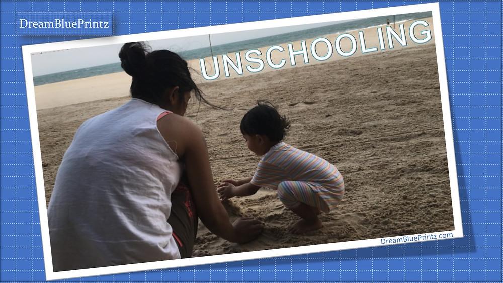 Unschooling at its best on the beatiful beaches of Mui Ne, Vietnam
