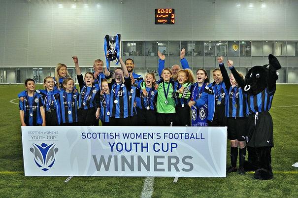 cheaper 8c592 eb53e 13s Youth Scottish Cup Champions 2018 | Jax Mc Media Women's ...