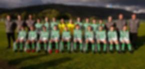 Celtic FC Women 15s NP League Cup Winner
