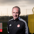 Gavin Beith joins as co-manager...