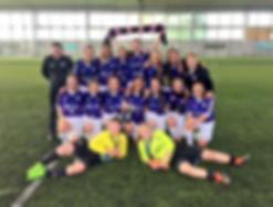 Glasgow Girls 15s