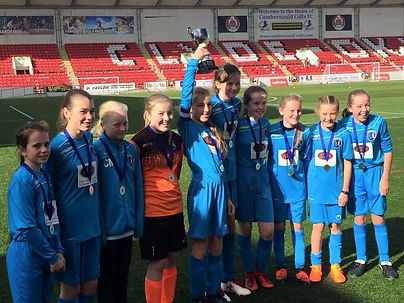 13s Central Legends LG Cup Winners 2018