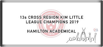 13 Cross Region Kim Little League Champi