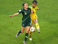 Rangers sign Chanelle Swaby...