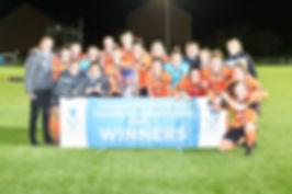 SWPL 1 League Winners 2018 Glasgow City
