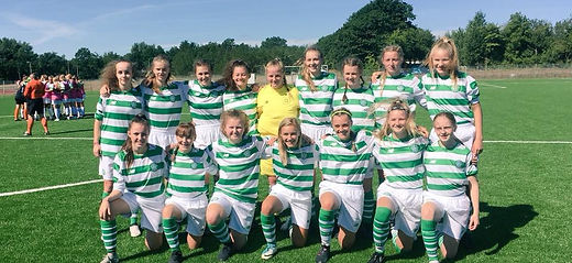 Celtic FC Girls Academy at The Dana Cup
