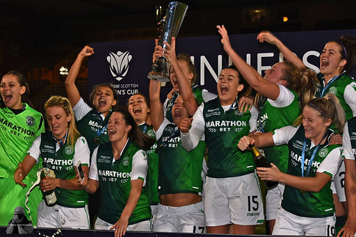 Scottish Cup Champions 2018 Hibernian La