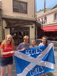 Funny who you meet in Nice!.jpg