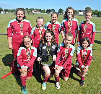 Dryburgh Athletic 12s Robertson and Wigh