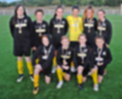 13s Dundee Dragons Girls FC The Edinburg