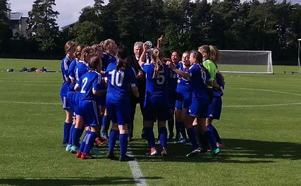 15s East League Cup Winners 2018 Forfar
