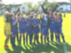 13s East League Cup Winners 2018 Forfar